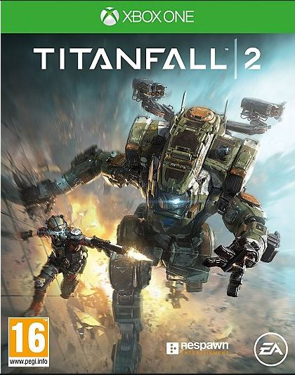 26528 - Titanfall 2 Xbox One - Region free version (UK cover) Europe