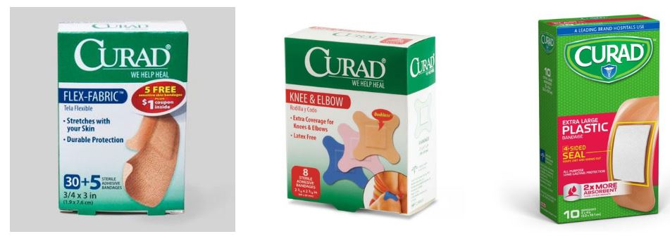 30701 - Curad Bandage Offers USA