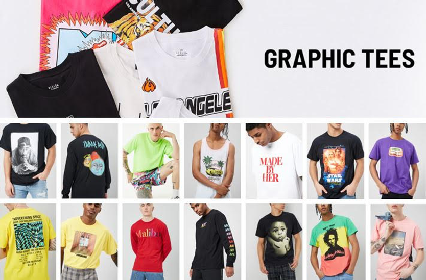 34353 - Printed T-shirts at Crazy Low Prices USA