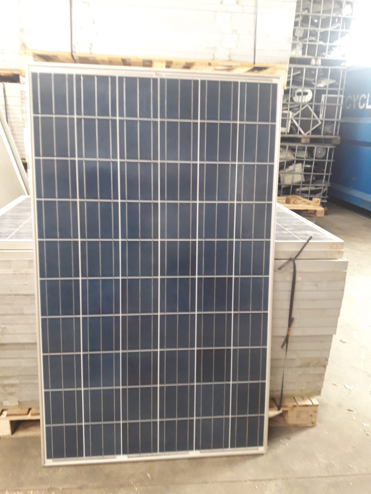 34975 - COMPLETE PHOTOVOLTAIK SYSTEM Europe