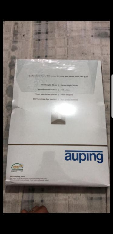 35197 - AUPING fitted sheets Europe
