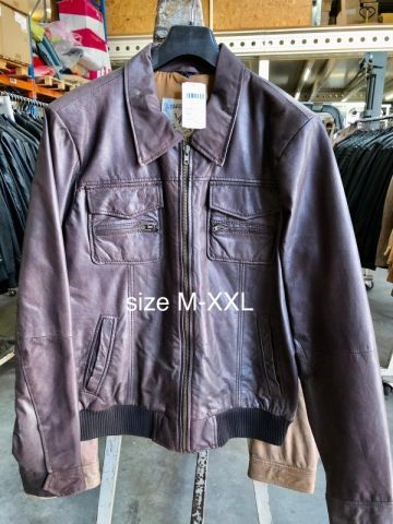 36942 - Jackets real leather Europe