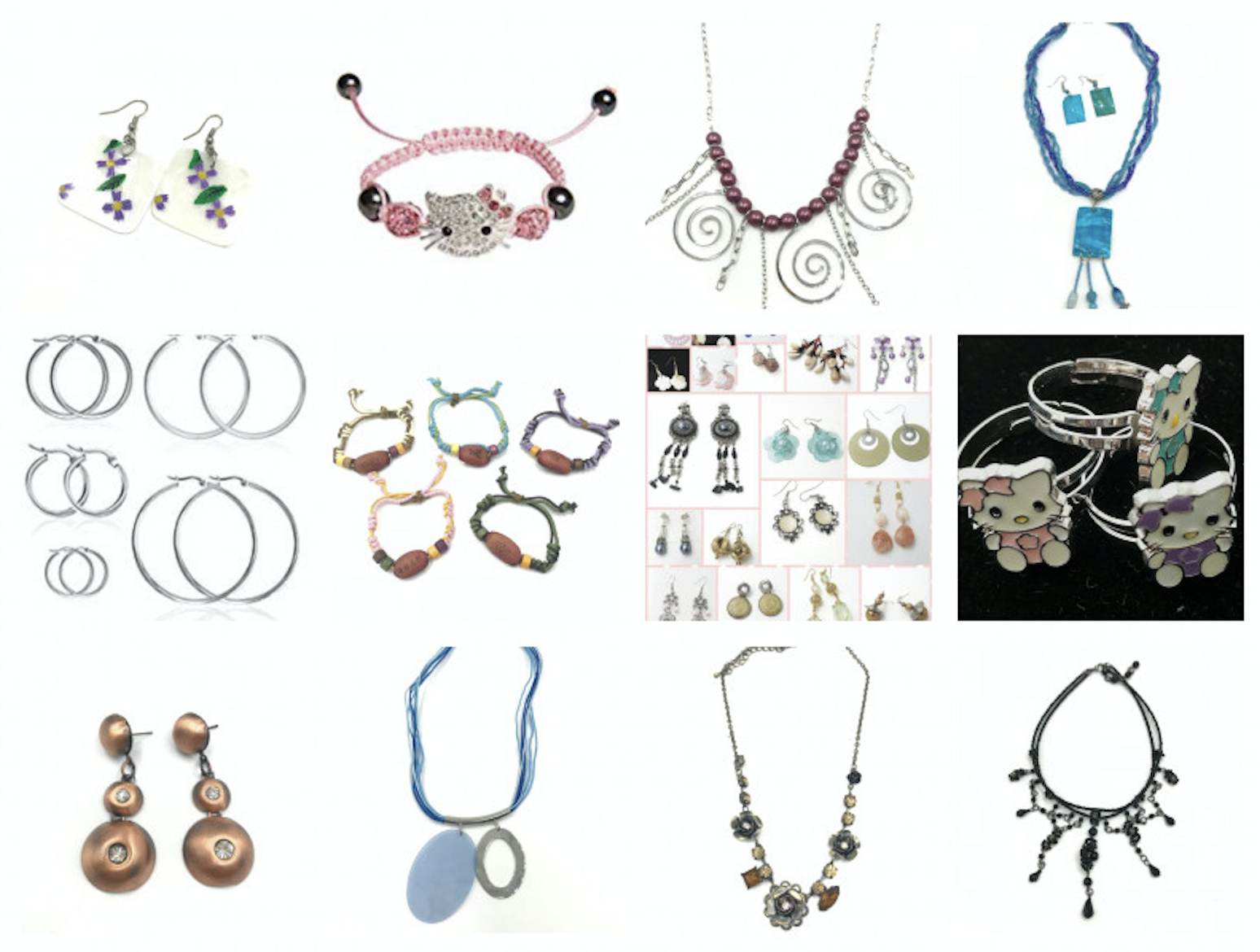 37481 - Jewelery and accessories Europe